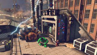 Lego Marvel Super Heroes - PC,Nintendo 3DS, Nintendo DS, PlayStation 3, PlayStation 4, PlayStation Vita, Wii U, Xbox 360, Xbox One (2013)
