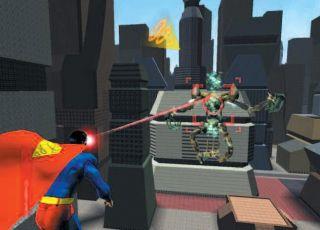 Superman: The Man of Steel - Xbox (2002)