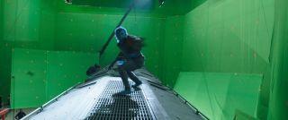 Mroczna Phoenix - efekty specjalne