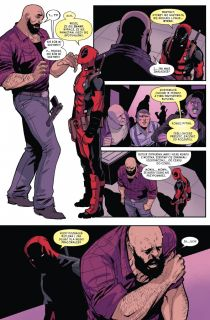 Deadpool #03. Deadpool kontra Sabretooth