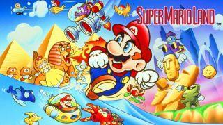 Najlepiej sprzedające się gry na Game Boy i Game Boy Color - Super Mario Land