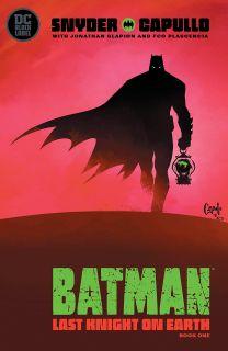 Batman: Last Knight on Earth - okładka