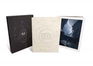 The Art of Star Wars Jedi: Fallen Order - edycja limitowana