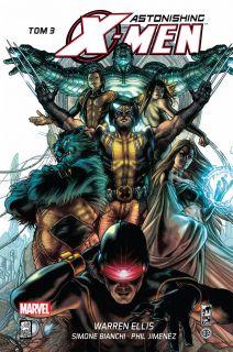 Astonishing X-Men. Tom 3 - okładka
