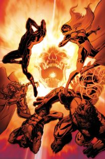 Astonishing X-Men. Tom 3 - plansza