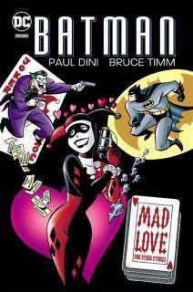 Batman – Mad Love - okładka