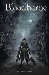 Bloodborne, tom 1 - okładka