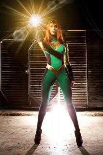 Jean Gray - Captain Marvel XXX