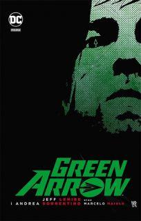 Green Arrow - okładka