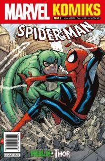 Marvel Komiks, nr 5 - okładka