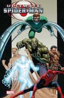 Ultimate Spider-Man, tom 5 - okładka