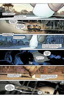 Batman: Last Knight on Earth - plansze