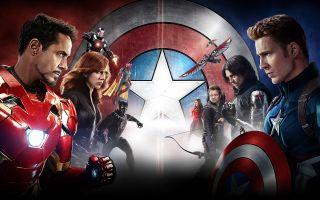 7. Kapitan Ameryka: Wojna bohaterów - 128 144 944