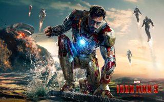 14. Iron Man 3