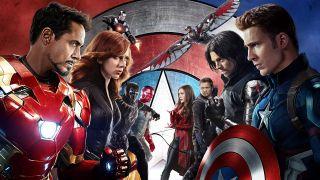 38. Kapitan Ameryka: Wojna bohaterów