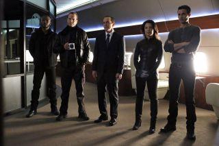 18. Agenci T.A.R.C.Z.Y. - sezon 1, odcinki 8-16