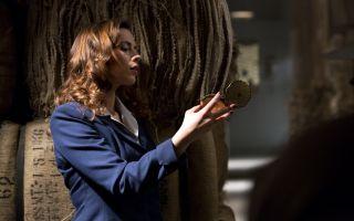 4. Marvel One-Shot: Agentka Carter