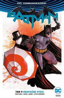 Batman – Drapieżne ptaki, tom 9 - okładka