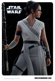 Gwiezdne Wojny: Skywalker. Odrodzenie - plakat