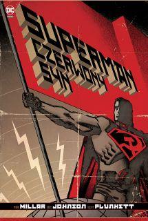 Superman – Czerwony Syn - okładka