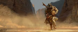 The Mandalorian - odcinek 2