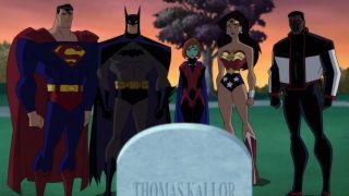 8. Justice League vs. the Fatal Five