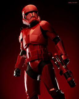 Szturmowiec Sithów - figurka z filmu Gwiezdne Wojny: Skywalker. Odrodzenie