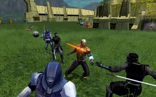 Star Wars: Knights of the Old Republic II: The Sith Lords - średnia ocen 86/100