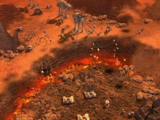 Star Wars: Empire at War: Forces of Corruption - średnia ocen 75/100