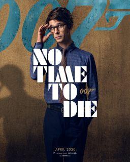 Nie czas umierać - plakaty promujące film