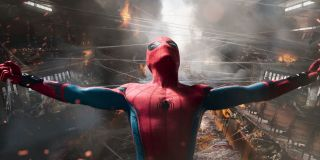 9. Spider-Man: Homecoming - 92%