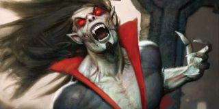 Według oficjalnego przewodnika po uniwersum Marvela konkretne zdolności Morbiusa mają następującą moc w skali od 1 do 5: Inteligencja (5), Siła (4), Wytrzymałość (4), Szybkość (3), Walka jeden na jeden (2), Projekcja energii (1).