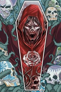 Istotna dla działań Morbiusa jest jego współpraca z organizacją A.R.M.O.R., zajmującą się monitorowanie nadnaturalnej aktywności na naszej planecie. W jednej z historii zobaczyliśmy nawet Morbiusa w wersji zombie, który doprowadził do plagi zombie na Ziemi – dość powiedzieć, że w jej trakcie leczono choćby Franka Castle'a, który po leczeniu Morbiusa wyglądał jak potwór Frankensteina.