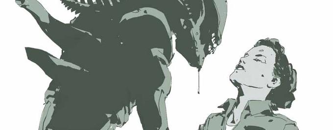 """Zobacz wczesne szkice koncepcyjne z gry """"Obcy: Izolacja"""""""