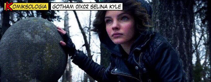 KOMIKSOLOGIA: Gotham 01×02