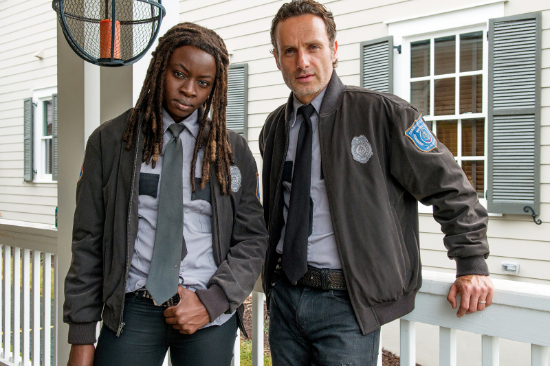 """The Walking Dead"" – o czym 6. sezon?"