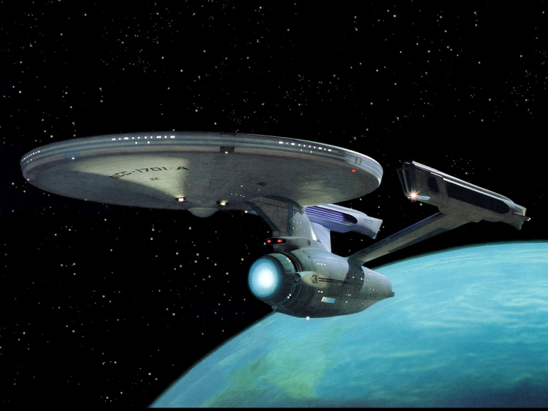 """Star Trek"" powraca do telewizji?"