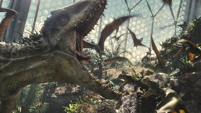 Ruszają zdjęcia do sequela Jurassic World