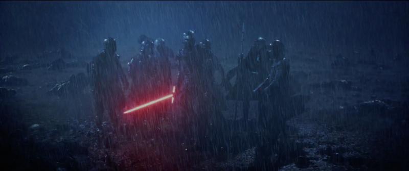 Skywalker. Odrodzenie - kim są Rycerze Ren? Możemy się nigdy nie dowiedzieć