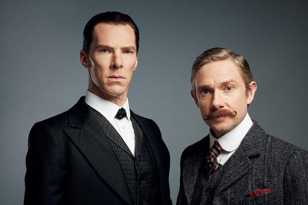 Sherlock – galeria zdjęć z odcinka specjalnego