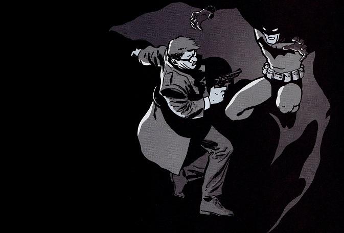 Batman. Rok pierwszy: Jim Gordon. Rok pierwszy – recenzja