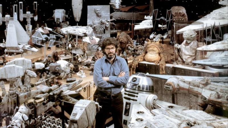 O tym, jak Gwiezdne Wojny zrewolucjonizowały efekty specjalne