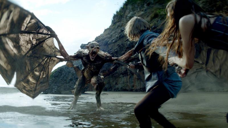 The Shannara Chronicles: sezon 1, odcinek 3 i 4 – recenzja