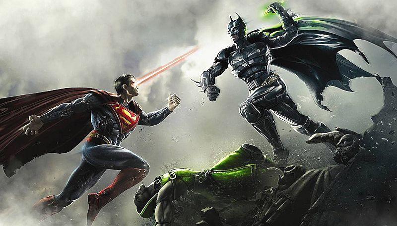 Batman i Superman w grach wideo
