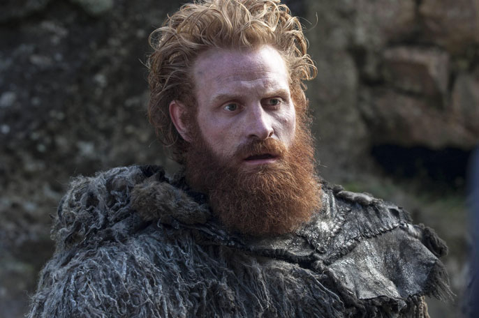 Kristofer Hivju z Gry o tron poprowadzi program True Viking