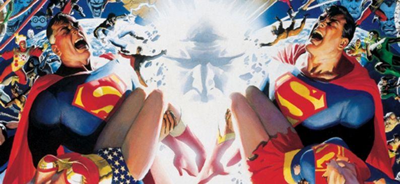Kryzys na Nieskończonych Ziemiach, czyli komiksowy rodowód crossoveru Arrowverse