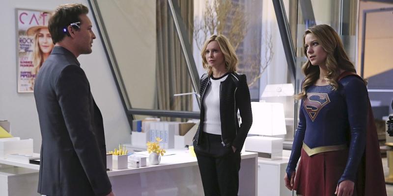 Supergirl: sezon 1, odcinek 19 – recenzja