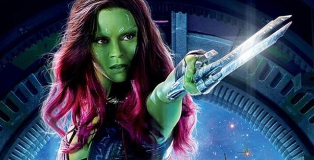 James Gunn z powrotem w MCU. Zoe Saldana jest dumna z Disneya
