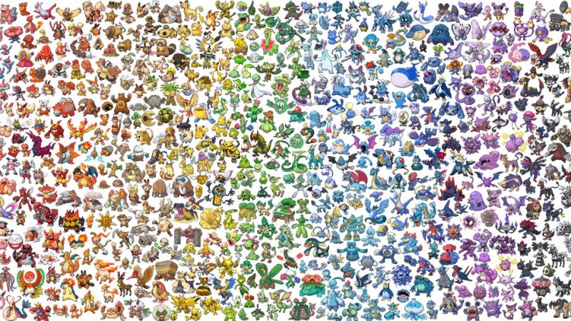 QUIZ: Rozpoznaj Pokemona – generacja II