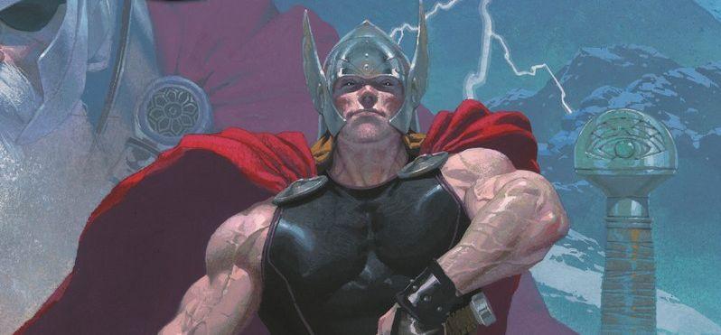Thor Gromowładny #01 Bogobójca: Na Odyna! – recenzja